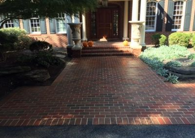 Residential Power Washing - After