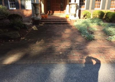 Residential Power Washing - Before