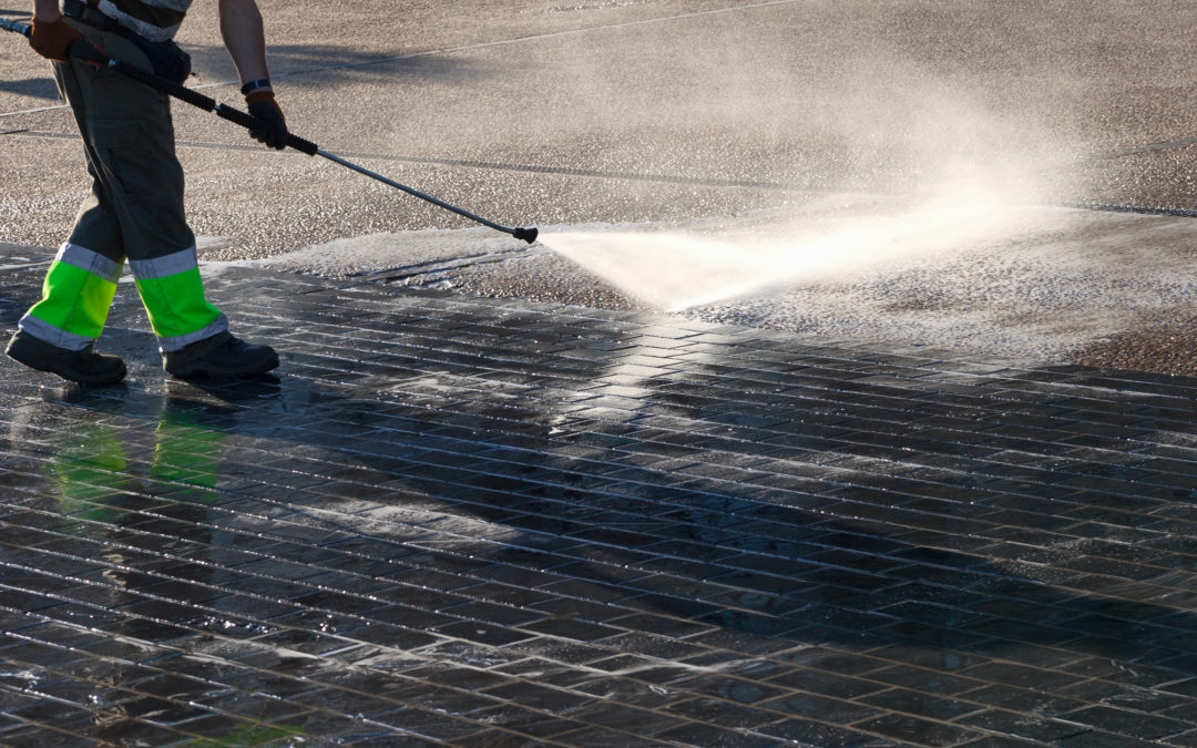 Why Hire A Professional Power Washing Company?