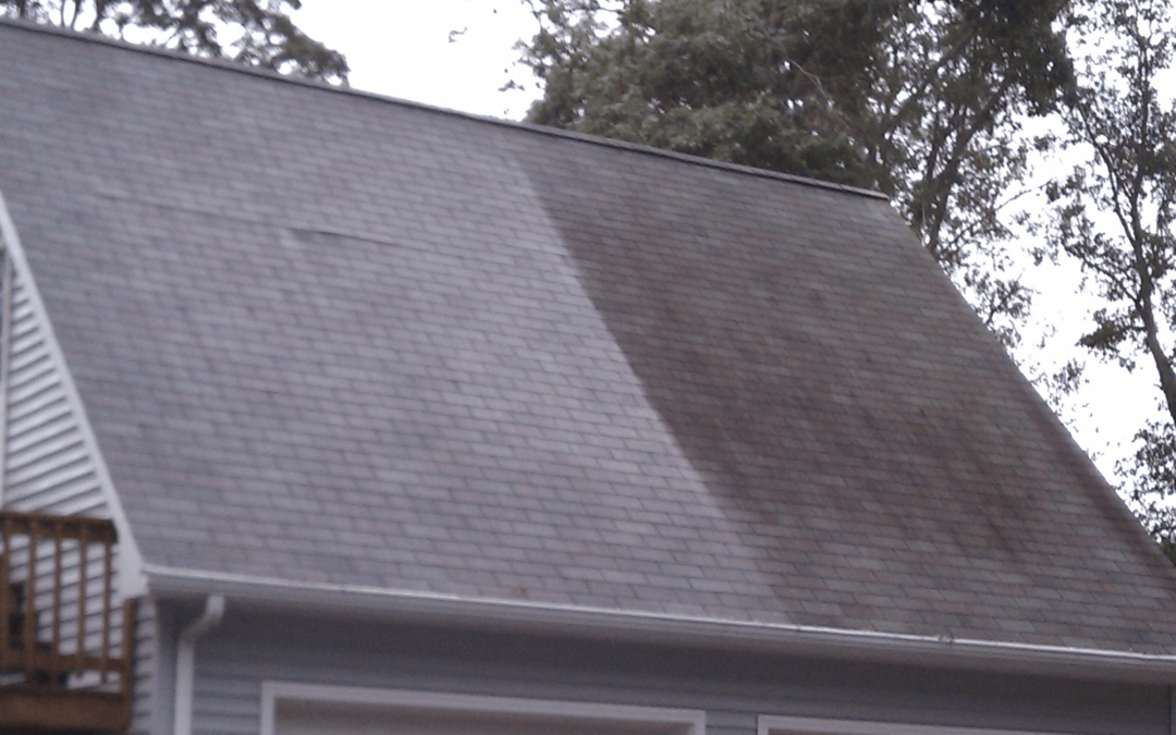 Is Power Washing Safe For My Roof?