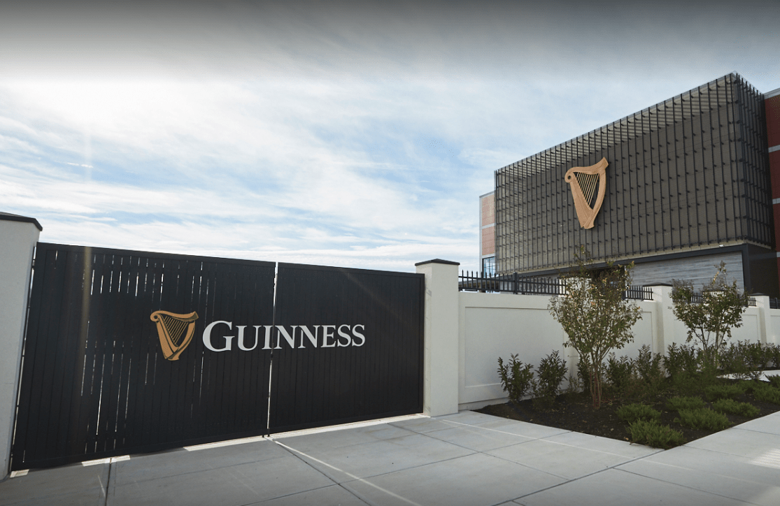 Guinness Brewery Baltimore MD-min