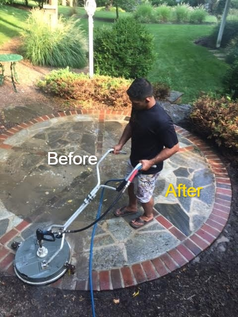 Maryland Pressure Washing B&A